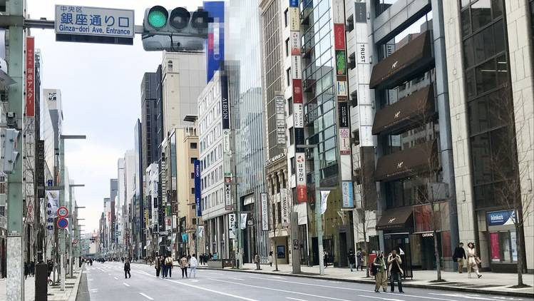 【新型ウイルス】学生ライターが街角レポ!! コロナの影響で行列店はいま?!