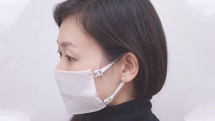 【これなら作れる!】市販のガーゼがマスクに★ 注目の「なんでもマスク」とは?