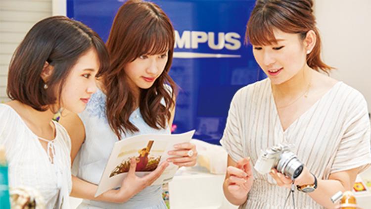 【憧れお仕事体験レポ】オリンパスを訪問!マーケティングのお仕事とは?
