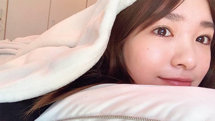 青学の最強美女♡中川紅葉の朝モーニングルーティンに密着!
