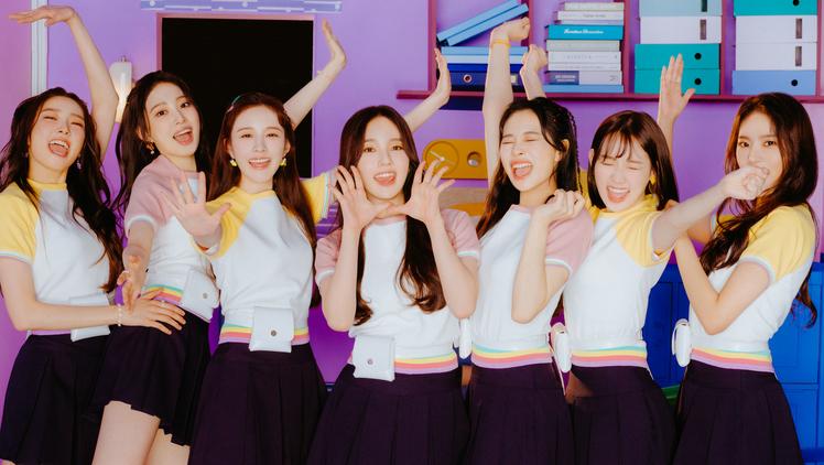 韓国で大注目の新人ガールズグループ【Weeekly】に初インタビュー!その魅力に迫る♥