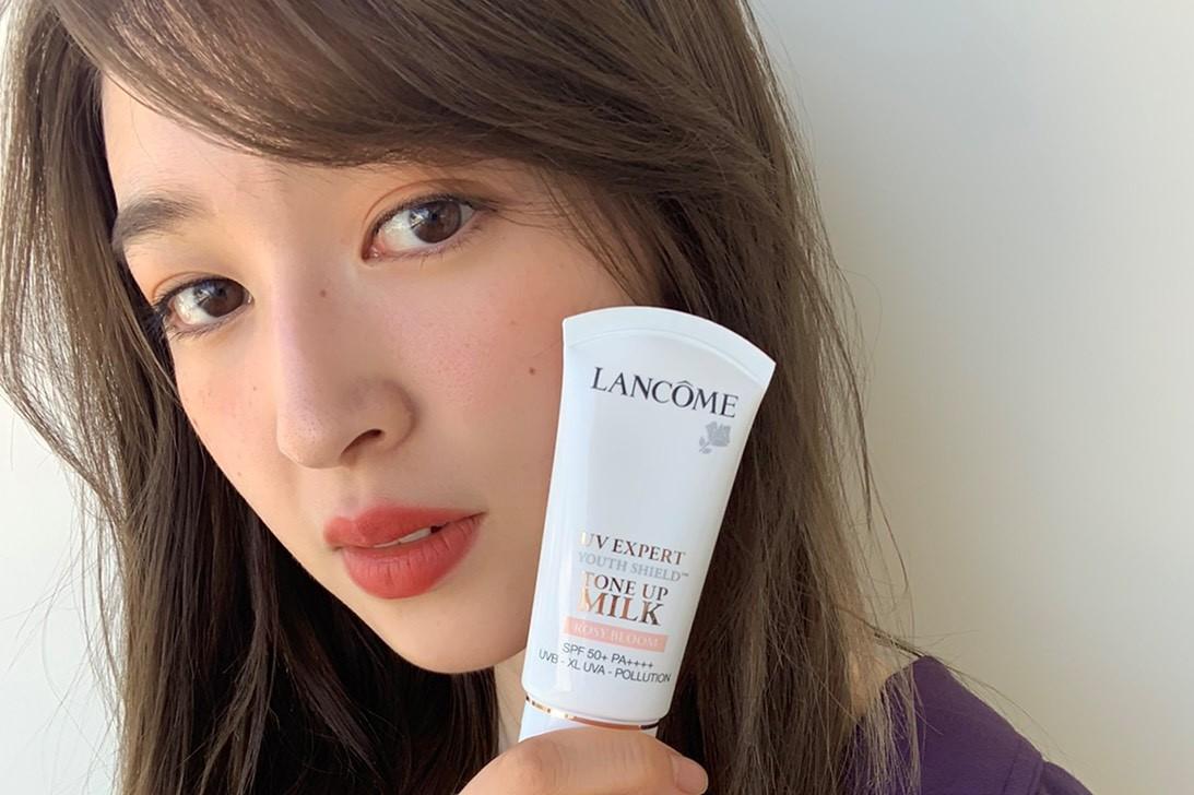 美容モデル・上西星来の「リピ買いコスメ」№1がついに判明!