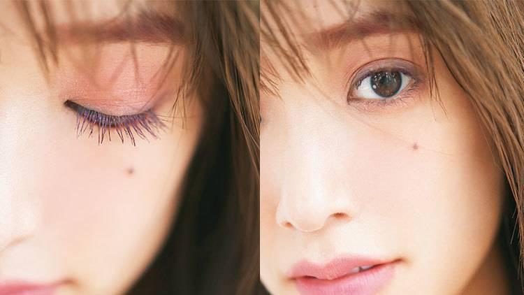 【日向坂46】佐々木久美がお手本♡ 色っぽすぎる【くすみピンク眉】の作り方