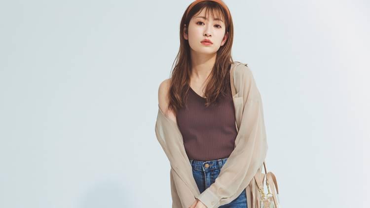 【GU・ユニクロ】吉田朱里の私服コーデを紹介♡ 安っぽく見せない着こなし方とは?