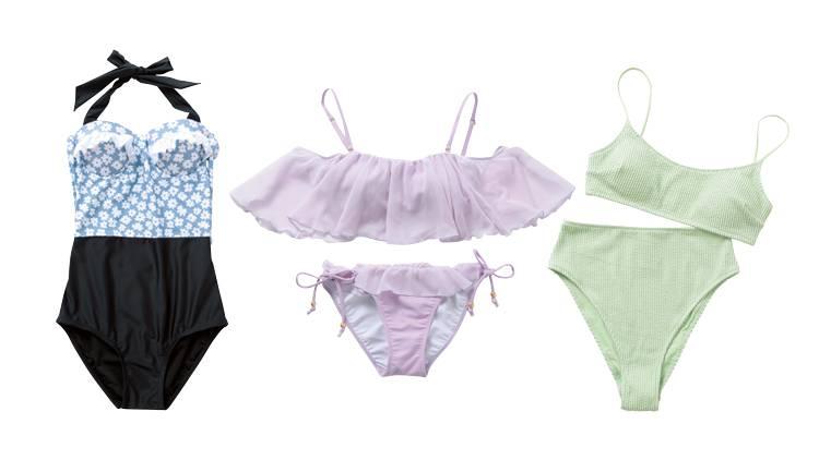 「今年買うべき水着って?」この夏、絶対的な可愛さを手に入れる♡ SNS映え水着5選