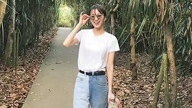 コリアンガールから大人の女性に♡ 岡崎紗絵の私服遍歴を大調査