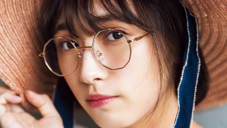 即こなれ感が出せる♡ 【おしゃれ初心者】のための丸眼鏡のメイクテク