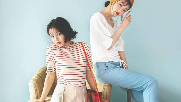 【2020年夏トレンド】今年のパンツ選びは「韓国系」と「きれいめカラー」がキーワード!
