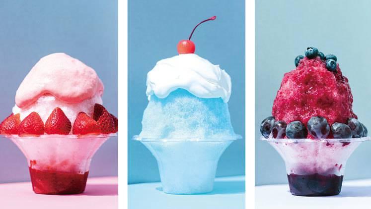 人気絵本とコラボ!ビブバールの「ふわっとかき氷」がフォトジェニックで可愛すぎる♡