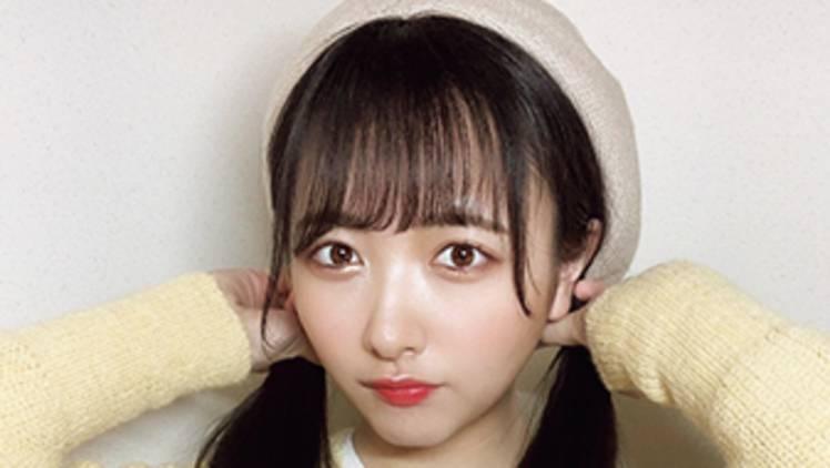 知らなきゃヤバい、18歳の美少女♡ STU48・石田千穂ちゃんの偏愛コスメ5選