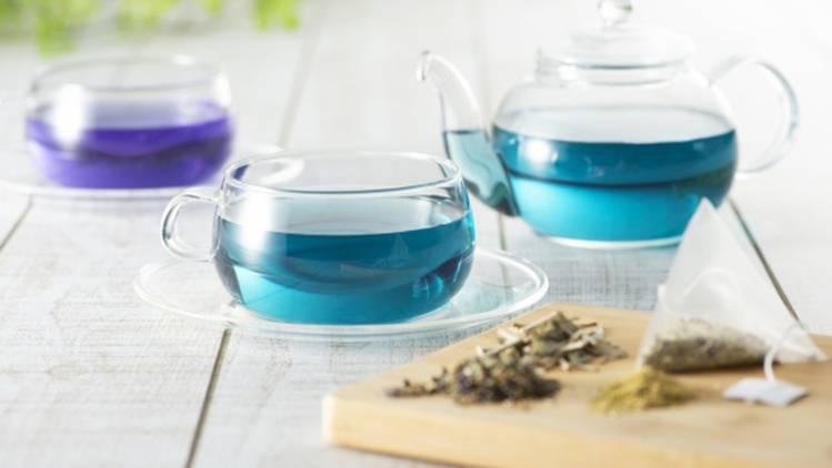 思わず自慢したくなる♡【青い紅茶】の正体は?目でも楽しい「ロフト」の癒しアイテム9選
