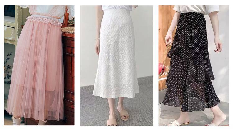 脚を出したくない女性も安心♡ 美脚に見える「ロングスカート」の選び方まとめ