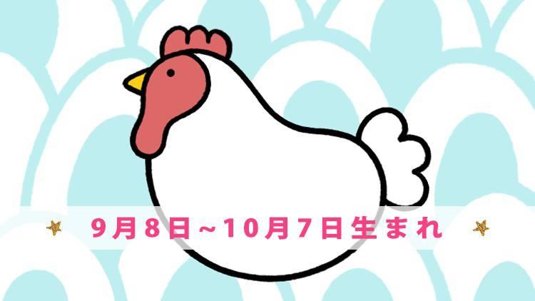 今月の守護動物占い 【トリ】(9月8日~10月7日生まれ)の愛と運勢