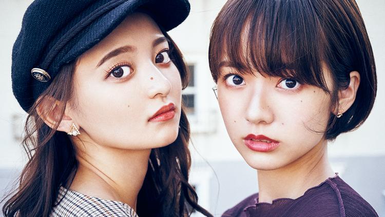 【青山学院大学ミスコン】可愛すぎ♡ 牛田英里&池田有里紗の2人に密着!