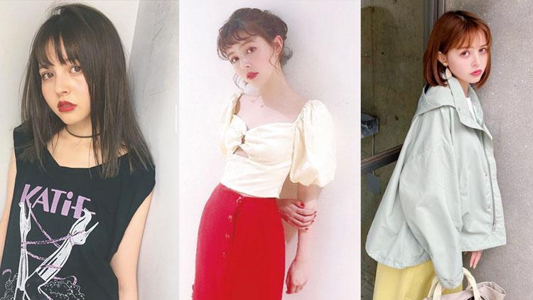 懐かしのギャル時代も公開!加藤ナナのファッション遍歴を調査