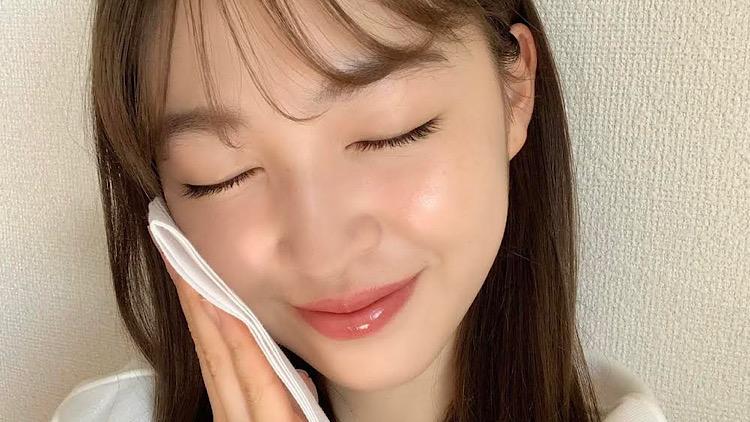 「洗顔後にタオルもティッシュも使わない」美肌モデルの新常識とは⁉