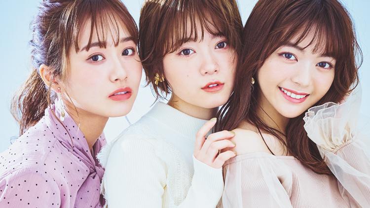 【Ray読者モデル】新メンバーは名前も誕生日も一緒!奇跡の美人女子大生3人組を発表♡