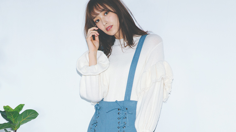 日向坂46・佐々木久美と学ぶ♡ ワイドパンツの簡単スタイルアップテク!