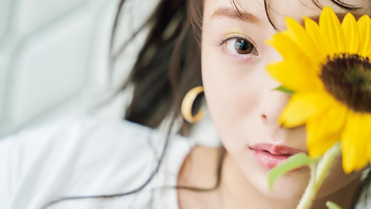 NMB48の最強女子高生♡ 梅山恋和のイエローメイクが可愛すぎ!