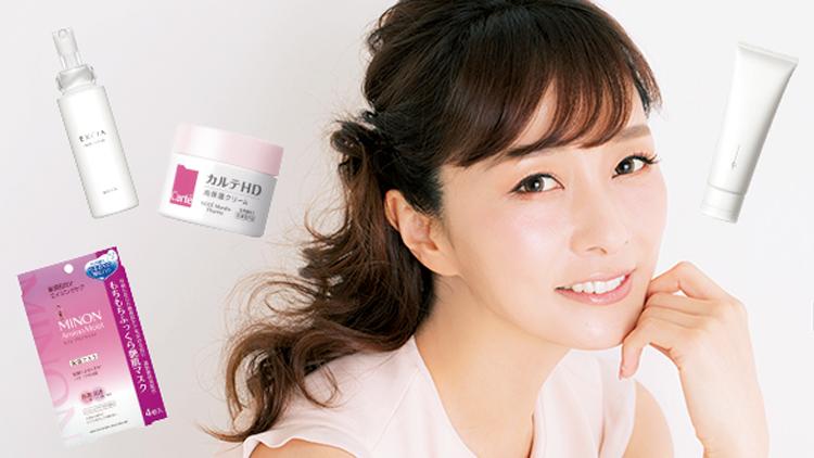 【奇跡の美肌】美容家・石井美保が選抜!20代から投資するべきスキンケア4選