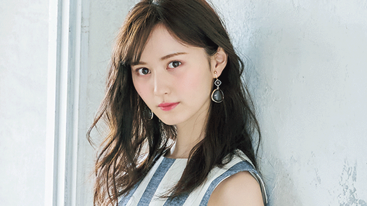 NMB48の圧倒的ビジュアルエース♡ 山本望叶のアイドルピンクメイクが可愛すぎ!
