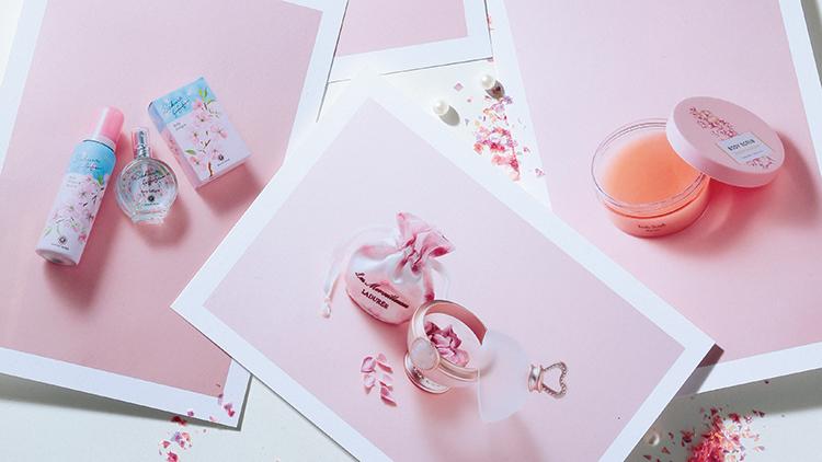 【2021桜コスメ】 ふんわり春をまとって美人になれる♡限定コスメ5選
