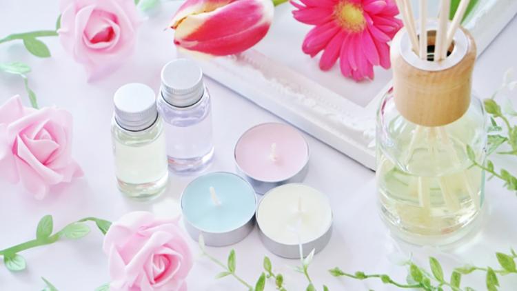 【アロマオイル】香りと効果4選♡疲れを癒すにはどれを選べばいい?