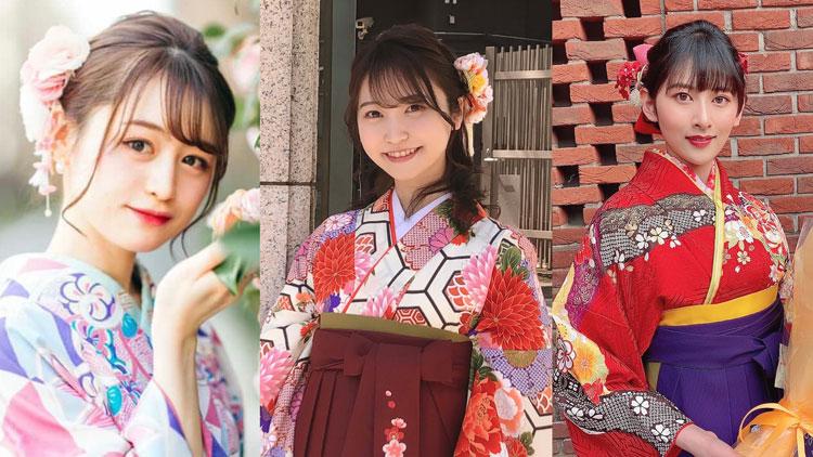 【2021年度 関東版vol.2】各大学で見つけた♡ 可愛すぎる袴美女8選