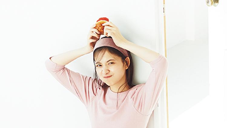 【金川紗耶の甘い春色コーデ日記】いちごサンドなピンクが可愛いっ♡