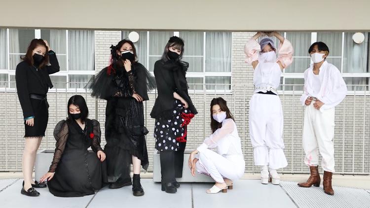 関西大学の服飾サークル【M2gk】コロナ禍ならではの活動がおしゃれすぎ♡