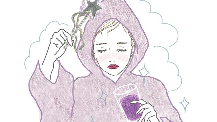 【心理テスト】魔法のドリンクを飲んだら…?あなたに合う仕事をチェック!