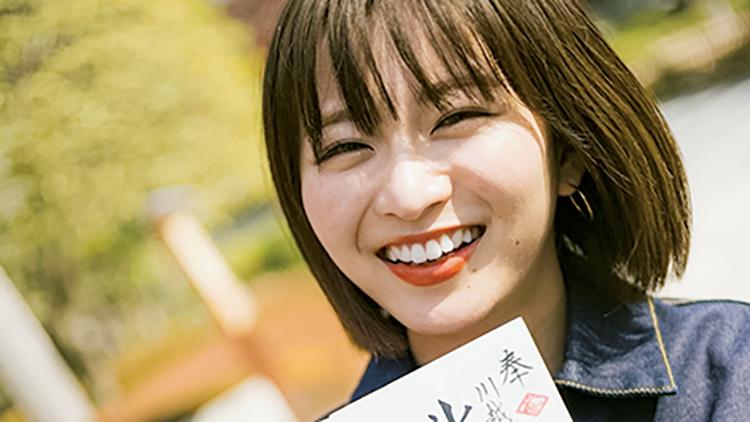 岡崎紗絵の彼女感がたまらない♡ 大人気【月刊#さえ沼】撮影の裏側を特別公開!