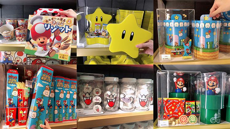ユニバーサル・スタジオ・ジャパンで見つけた!マリオが可愛すぎるお菓子10選♡