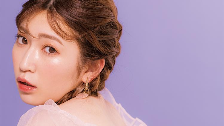 【吉田朱里】憧れの韓国アイドル顔になれる♡ キラツヤ盛りテクニック