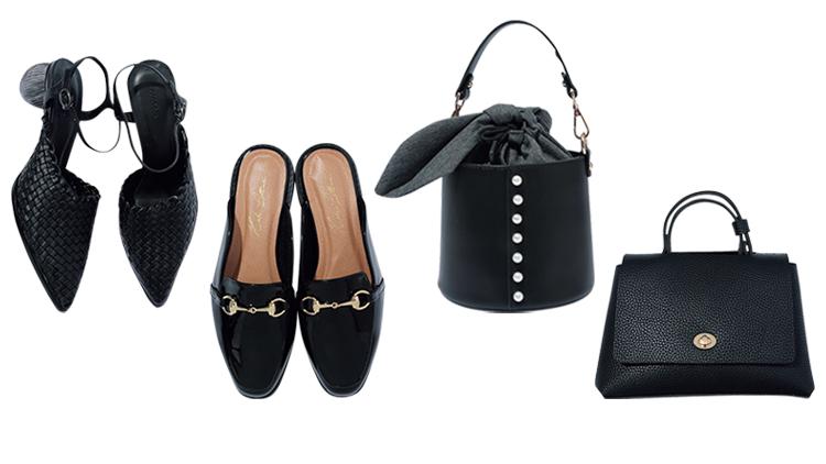 夏の黒小物は、素材とデザインがポイント!夏仕様のブラック小物4選♡