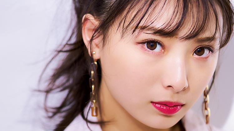 【NMB48】梅山恋和に学ぶ♡ 大人っぽ&カジュアル可愛い「ピンクメイク」講座