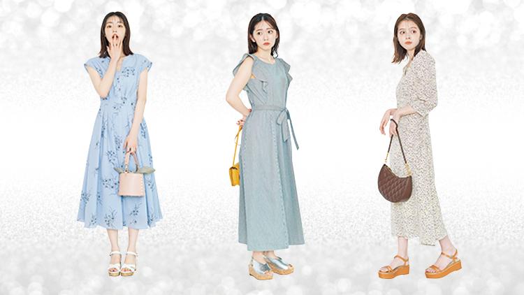 【身長別】スタイルが良く見える「ワンピース柄の選び方」知ってた?