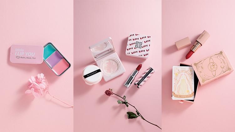 持ってるだけでテンションが上がる!パッケージが可愛いピンクのリップ&ファンデ♡