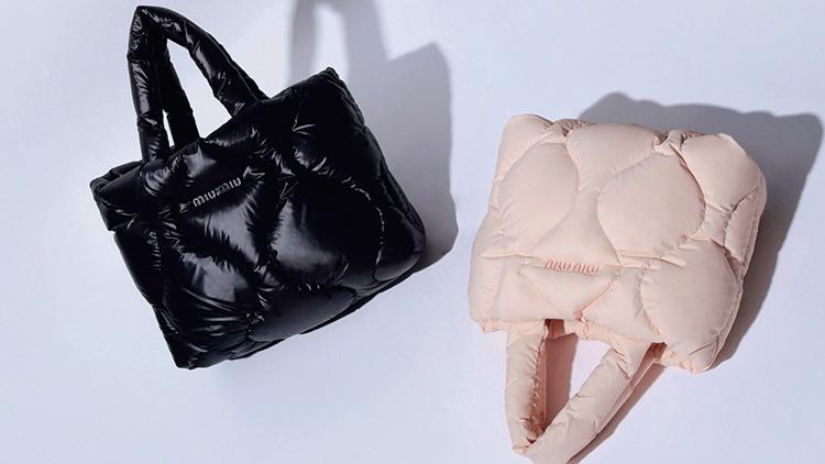 みんなの憧れブランド【MIU MIU】から秋冬コレクションが登場♡ 知らなきゃ損の新作バッグはこれ!