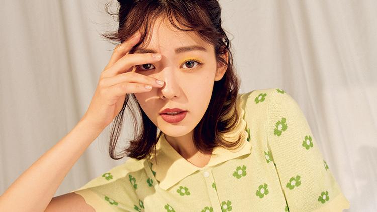 韓国っぽガールになれちゃう♡ 今秋トレンドの「花柄アイテム」4選