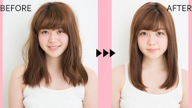 湿気 で 前髪 が うねら ない 方法